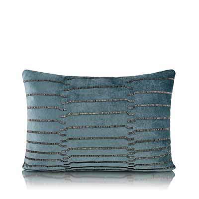 lustrous ladder cushion cover