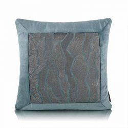 Framed Abstraction Cushion Cover
