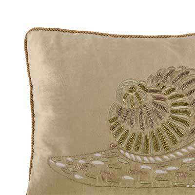 Helicidae Cushion Cover