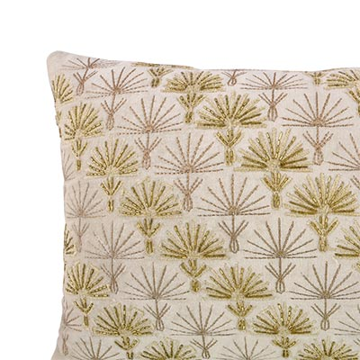 Palm Pods Cushion Cover