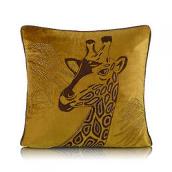 Masai Girafa Cushion Cover