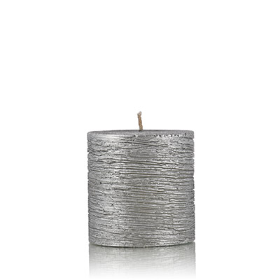 tappa candle silver sml