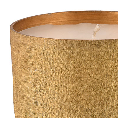 Micrea Candle Décor Gold
