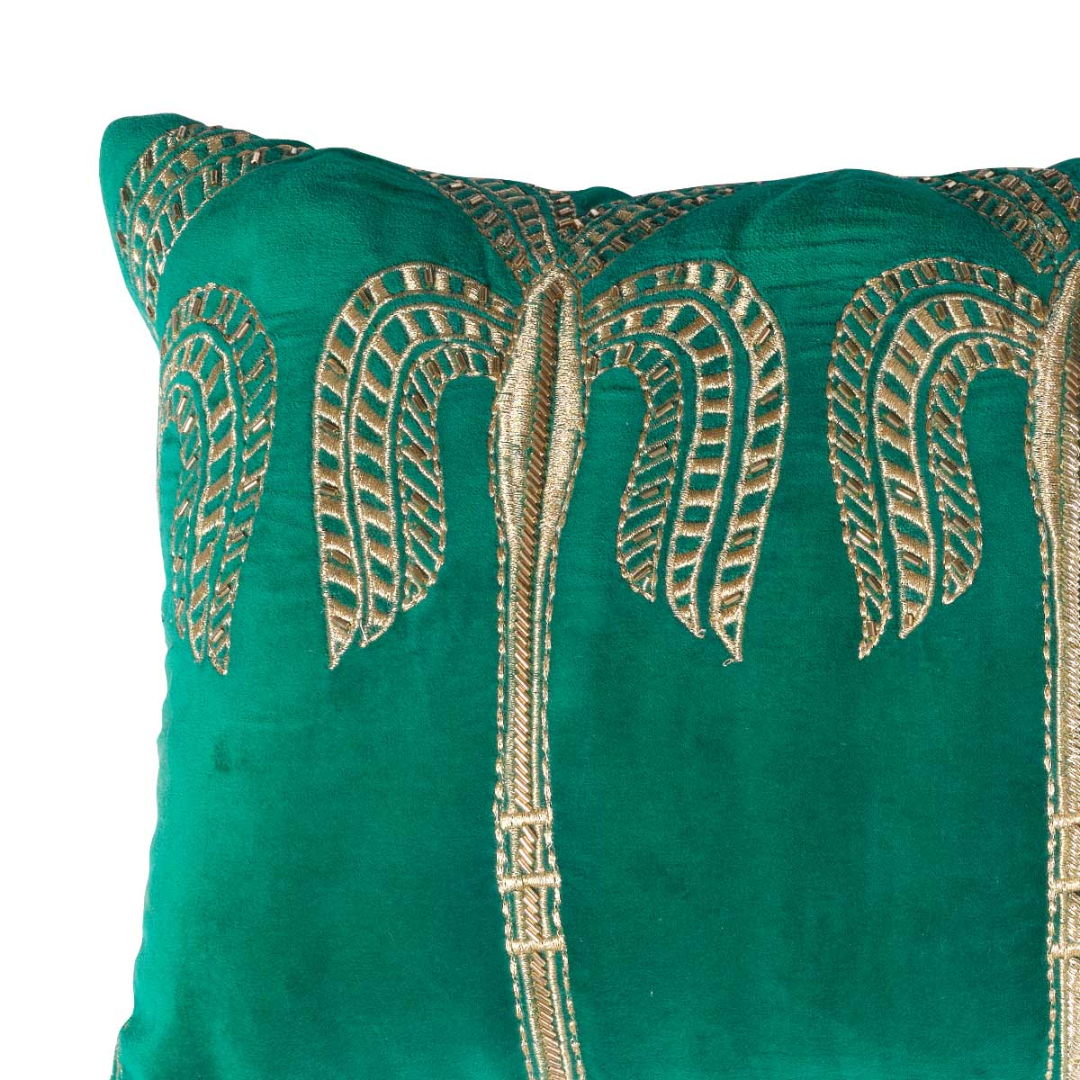 PALMA VELVET CUSHION COVER